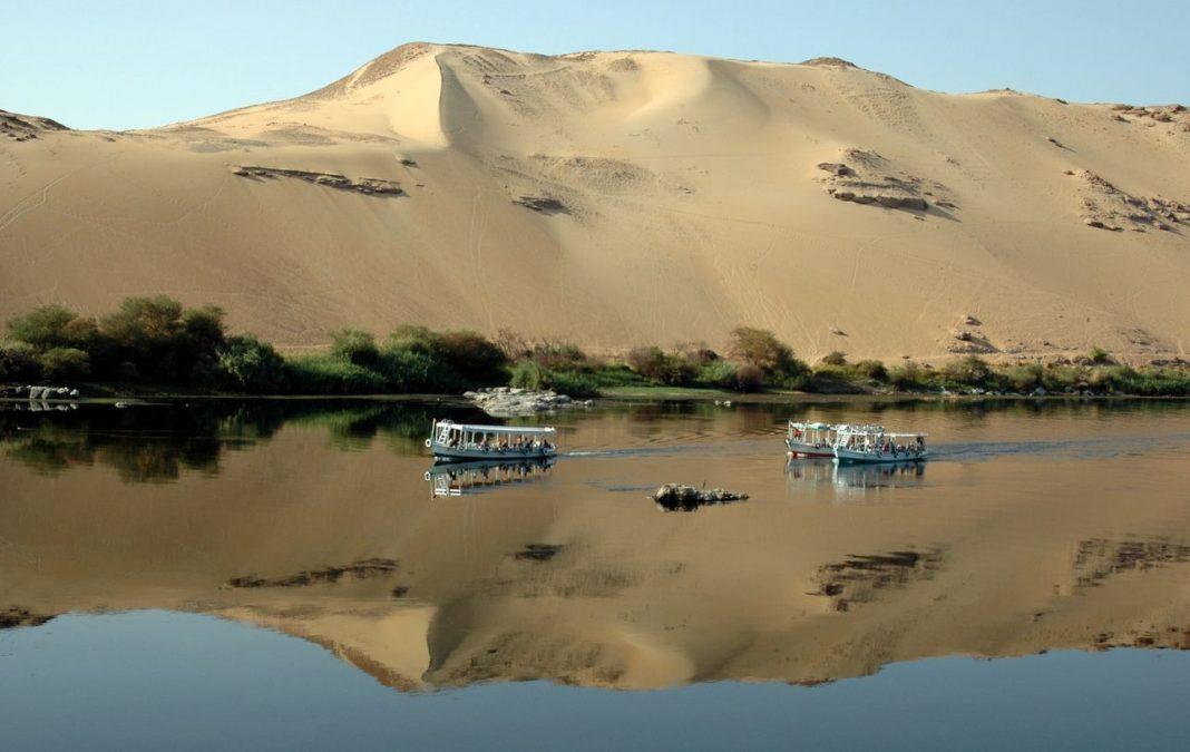 Solskinn og ørken på budsjett