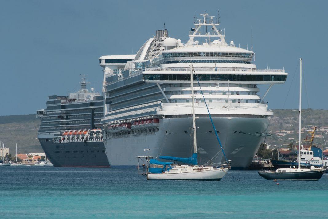 cruise middelhavet